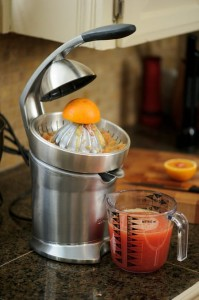 Breville 800CPXL Motorized Citrus Press Review