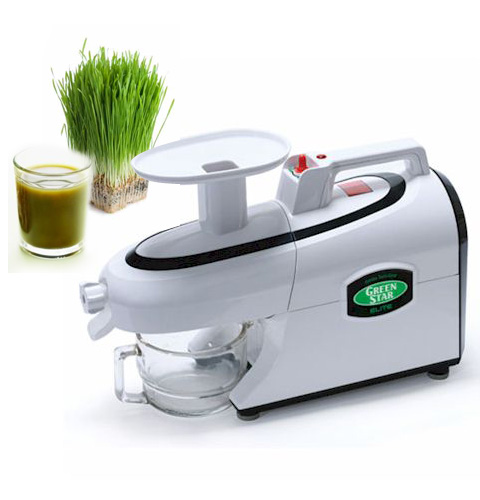 Green Star GSE-5000 Juice Extractor Review