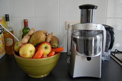 Types Of Juicing Machines