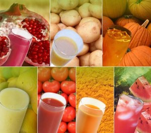 Vegetable v/s Fruit Juices